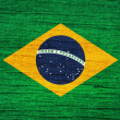 Flag of brazil — Stock Photo #8841040