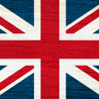 United Kingdom flag background — Stock Photo #8841153