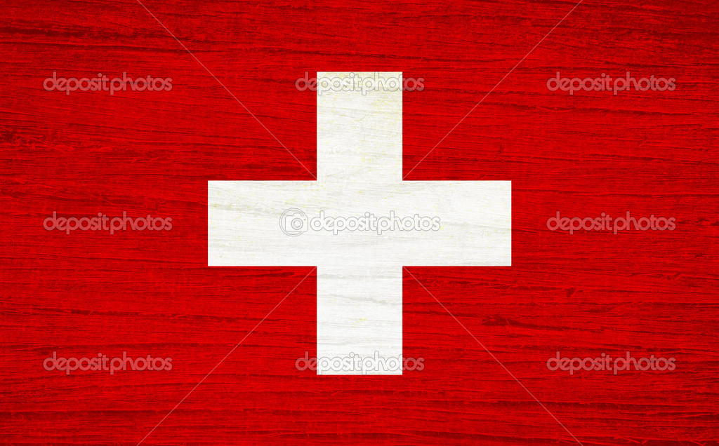 Flag of switzerland — Stock Photo #8841722