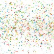 Festive background of confetti — Stock Photo #9781005