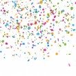 Confetti — Stock Photo #9826552