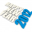 New year 2012 - 