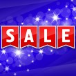 Stock Photo: Holyday Sale
