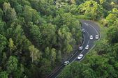 Australian road — Stock Photo