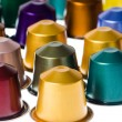 Stock Photo: Coffee capsules