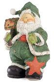 Ceramic Santa Claus — Photo