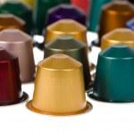 Coffee capsules — Stock Photo #8286058