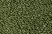 Green wool texture — Stock Photo