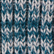 Knit woolen texture — Stock Photo
