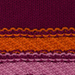 Striped knitted texture — Stockfoto #8772838