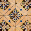Stock Photo: Portuguese azulejos