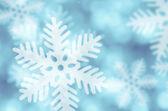 Winter achtergrond — Stockfoto