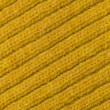 Yellow wool texture — Stock Photo #9041532