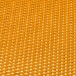 Yellow metal mesh plating — Stock Photo #9091888