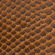 Royalty-Free Stock Photo: Brown snake skin background