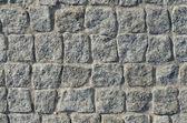 Cobbled pavement — Stock Photo