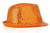 Paillette hat — Stock Photo
