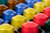 Coffee capsules — Stock Photo