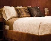 Ajuste de la cama — Foto de Stock