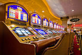 Vegas Slot Machines — Stock Photo