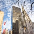 St. Patricks Cathedral NYC — Stock Photo