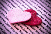 Heart and Love — Stock Photo