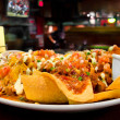 Loaded Nachos - Stock Photo