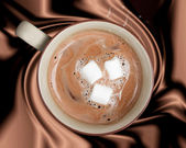 Hot Chocolate — Stock Photo