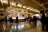 Grand Central Terminal Food Court — Stock Photo