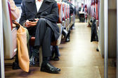 Business Commuters — Stock Photo