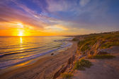 California Sunset — Stock Photo