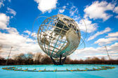 Unisphere Earth from 1964 NYC World's Fair — Stock Photo