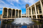 Lincoln Center NYC — Stock Photo