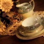 China Tea Set — Stock Photo #9476527
