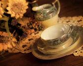 Zestaw herbaty w chinach — Zdjęcie stockowe