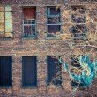 Grunge Apartments — Stock Photo