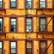 Apartment Building — ストック写真