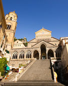 Church of Amalfi — Photo