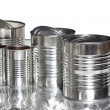 Recyclable Cans — Stock Photo #9958027