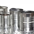 Royalty-Free Stock Photo: Recyclable Cans