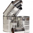 Recyclable Cans — Stock Photo