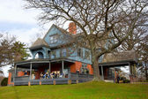 Sagamore Hill Theodore Roosevelt Home — Stock Photo