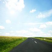 Droga federalna — Zdjęcie stockowe