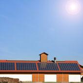 Photovoltaic — Stok fotoğraf