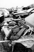 Vehicle accident — Stock Photo