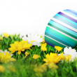 Banner for Easter - Stock Photo