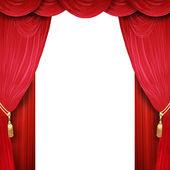 Film en theater podium — Stockfoto