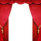 Film and theater stage — Stock Photo