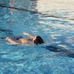 Backstroke — Stock Photo #9858449
