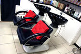 Modern barbershop — Stock Photo